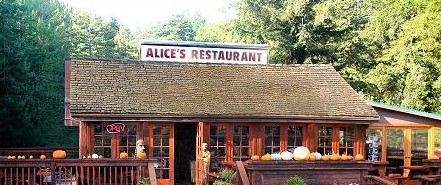 Alice's Restaurant  (USA California)